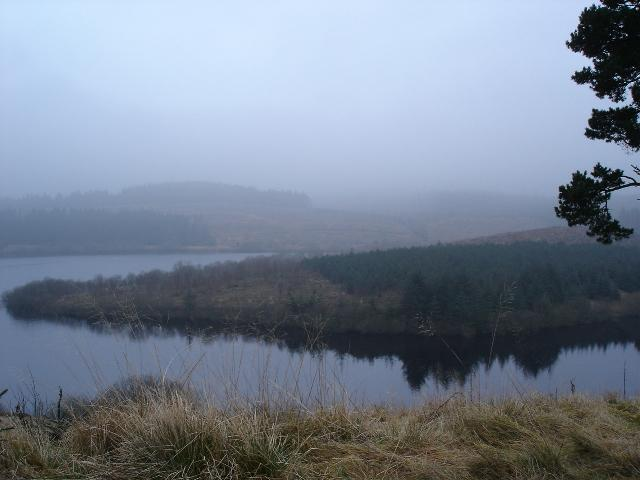 Alwen Reservoir