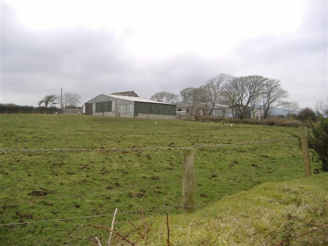 Ballafadda farm, Isle of Man