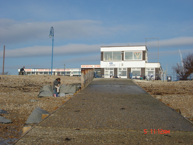 Felpham Sailing Club.