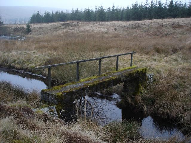 Crossing the Alwen