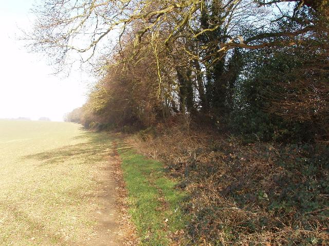 Flackwell Heath fieldpath