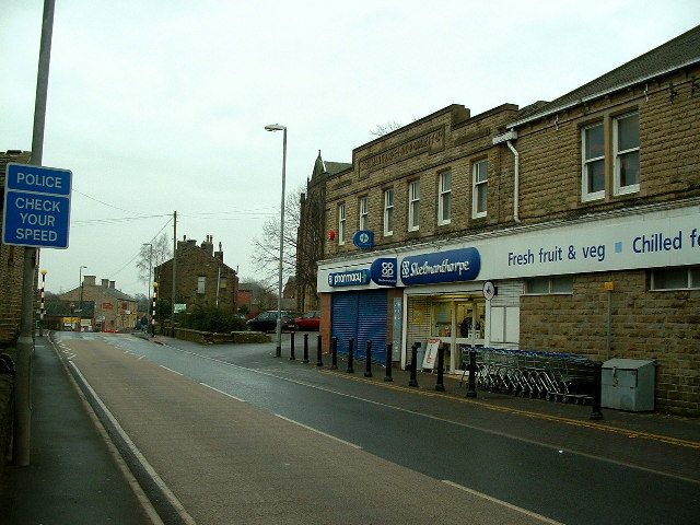 Skelmanthorpe