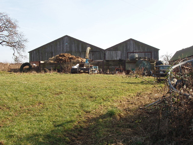 Hard-to-find farm, Flackwell Heath