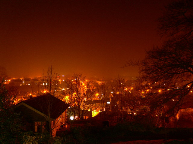 Bramham at Night