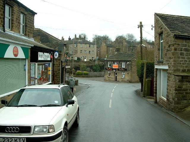 Station Road, Shepley