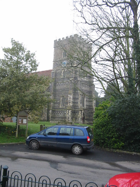 Purleigh Church, Essex