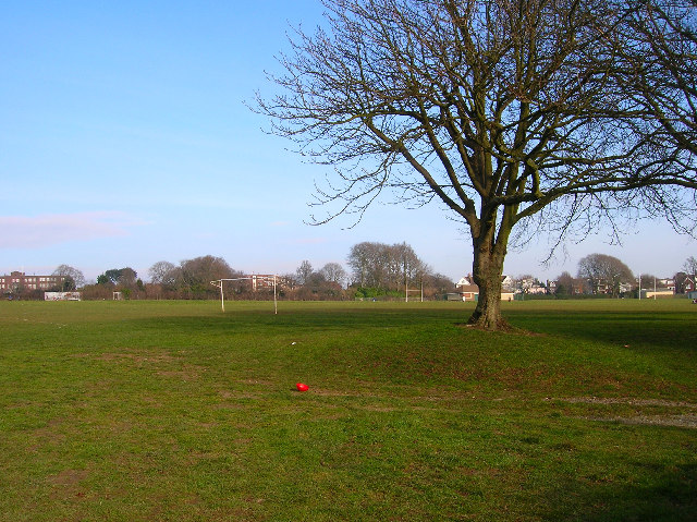 Playing Fields, Old Shoreham Road
