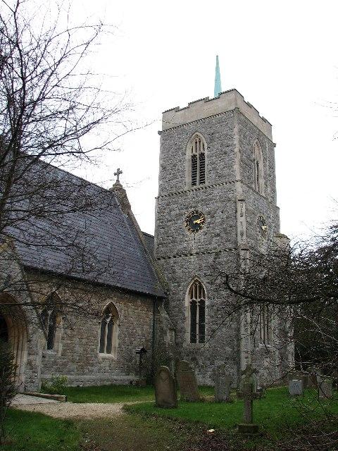 St. John the Evangelist Church - High Cross, Herts