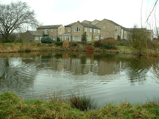 Pond, Shelley Woodhouse