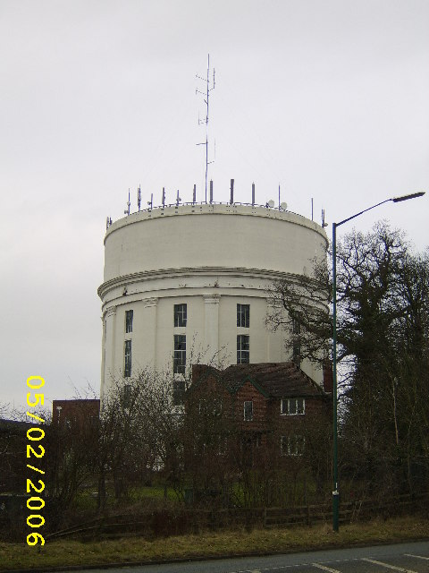 Shelton Water Tower