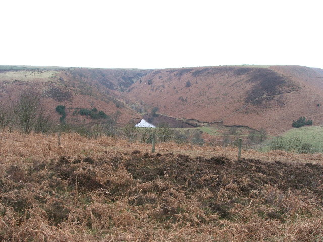 Long Gill Reservoir.