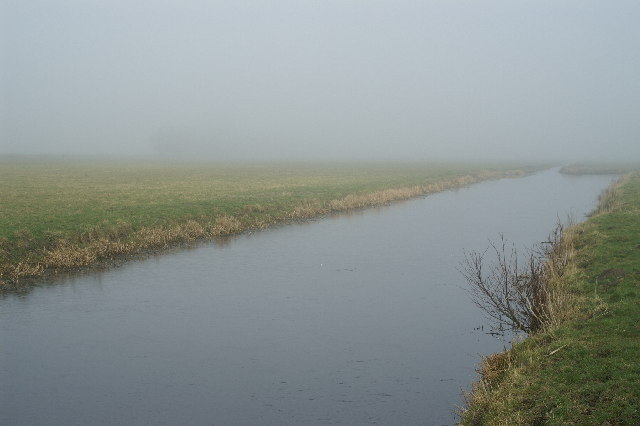 North Drain Tealham Moor