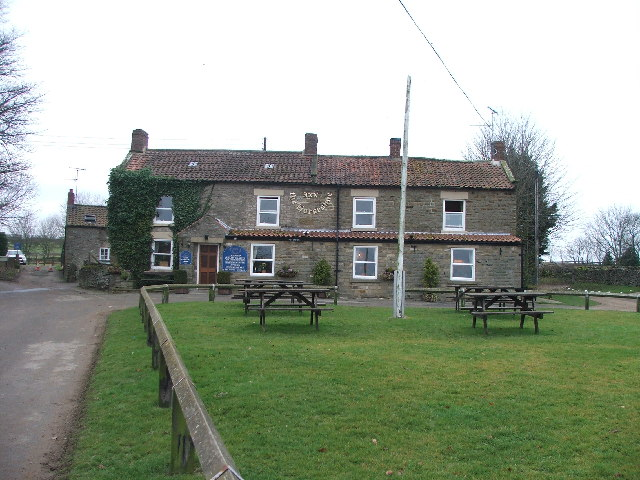 The Horseshoe Inn, Levisham.