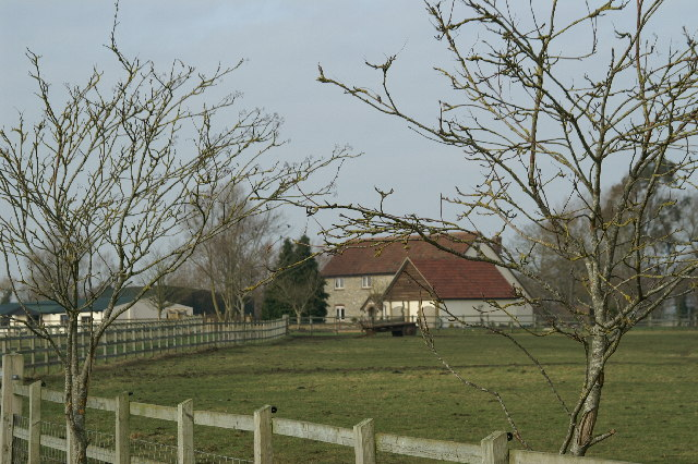 Farmhouse, North of Burtle