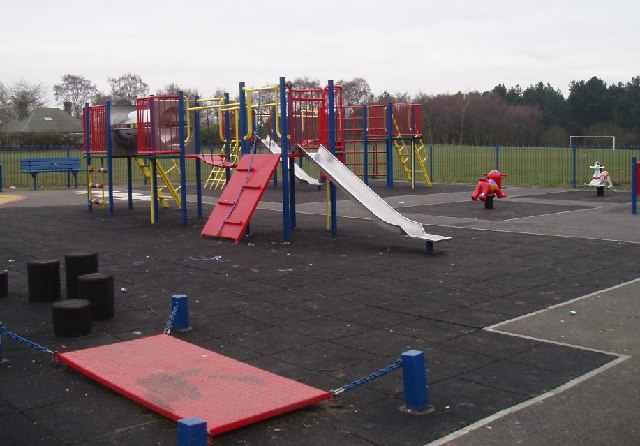 Playground, Clipstone Drive, Forest Town