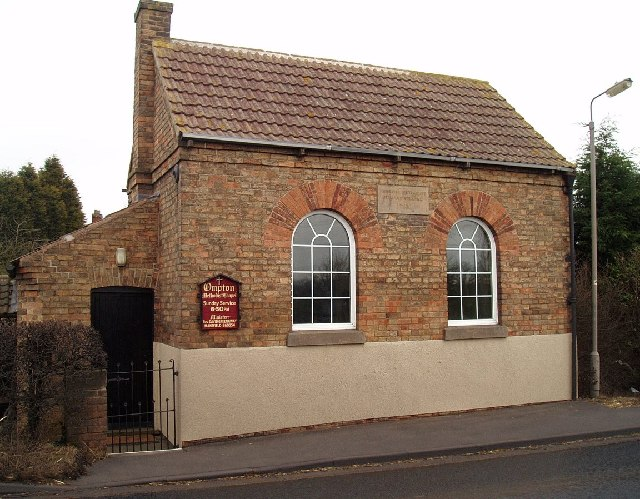 Methodist Chapel, Ompton