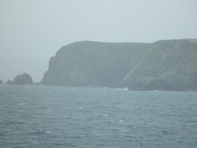 Hamera Head,  Shetland