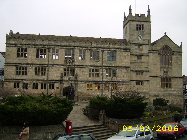 Shrewsbury Library