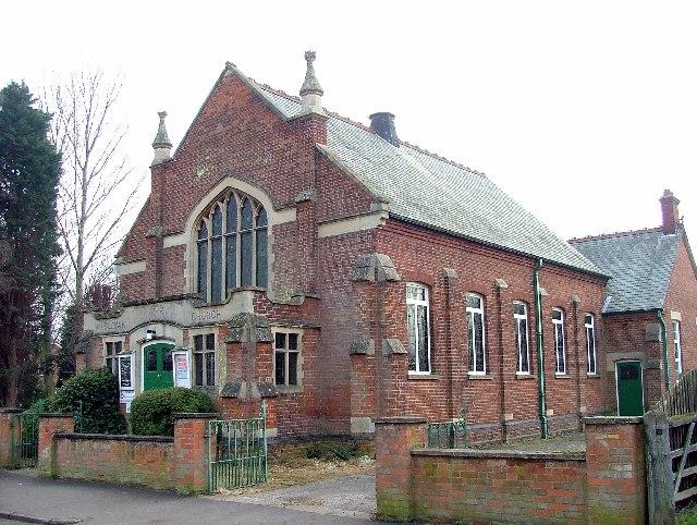 Upper Caldecote Methodist Church