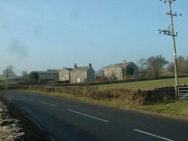 Sellet Mill, near Kirkby Lonsdale