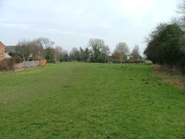 Upper Caldecote Common.