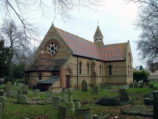 Parish Church of All Saints' - Caldecote