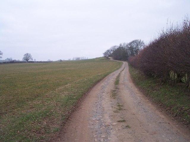 Bridleway to Durstone