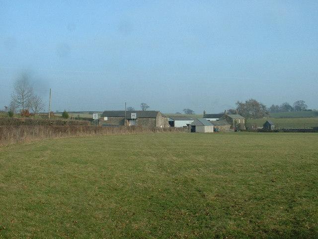 Low Hall Farm near Whittington