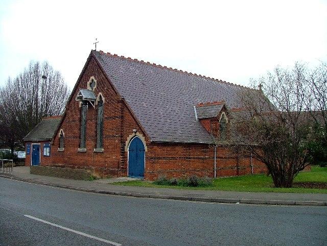 St Faith's Church.
