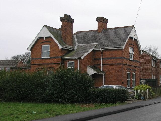 Railway House Creswell