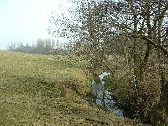 Beckerthwaite Beck near Arkholme
