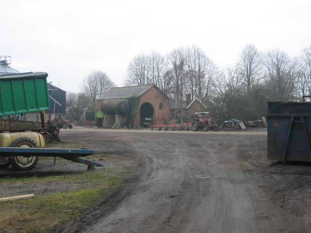 Site of Ettington Station
