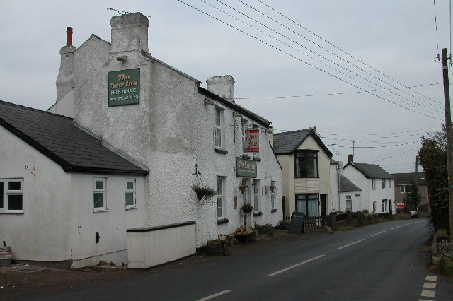 The New Inn, Shortstanding