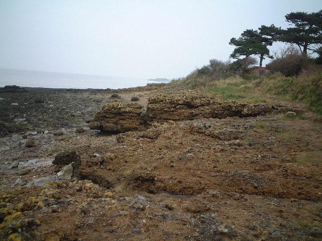 Black Nore Seashore