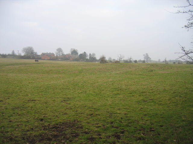 Site of the medieval village of Thornton