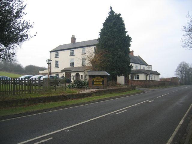 The Houndshill Inn