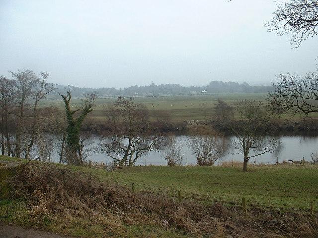 River Lune at Gressingham