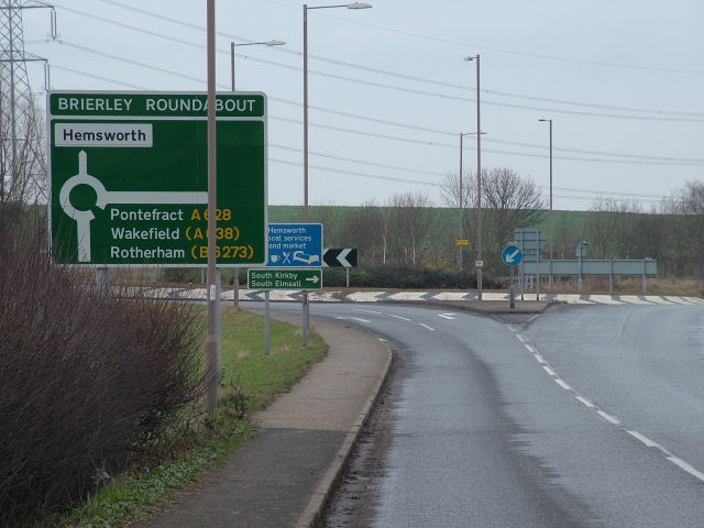 Brierley Roundabout
