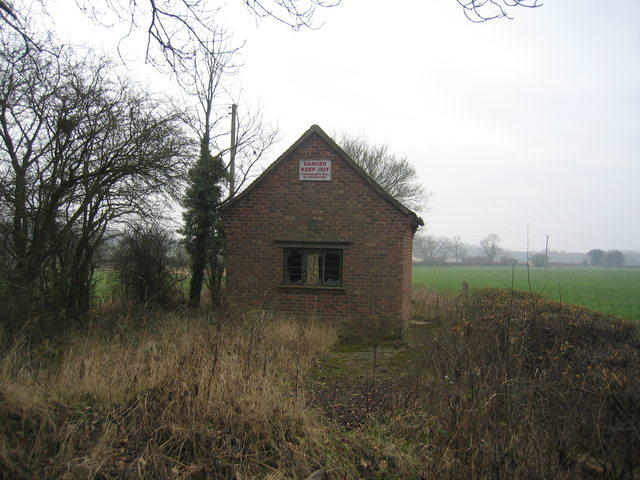 Old Telecomm repeater station