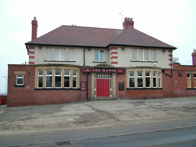 The Manor pub