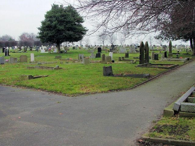 Grimethorpe Cemetery