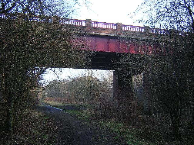 Bridge Over South Calder Water