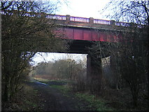 NS7459 : Bridge Over South Calder Water by Iain Thompson