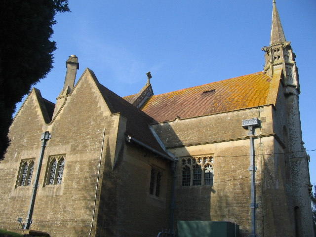 St. Marys Church, Temple