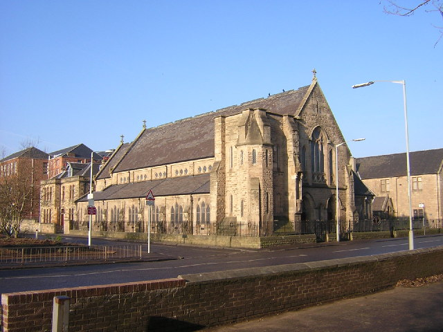Holy Family Roman Catholic Church in Mossend
