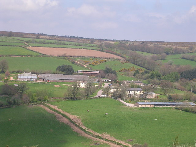 Liscombe farm and cottages