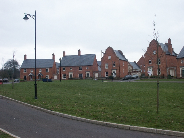 New houses, Trowse