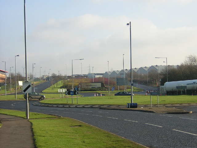 Newhouse Industrial Estate