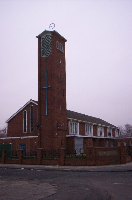 St Swithin's Roman Catholic Church, Gillmoss