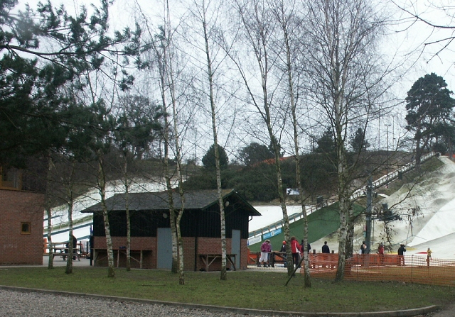 Norfolk Ski Club, Trowse